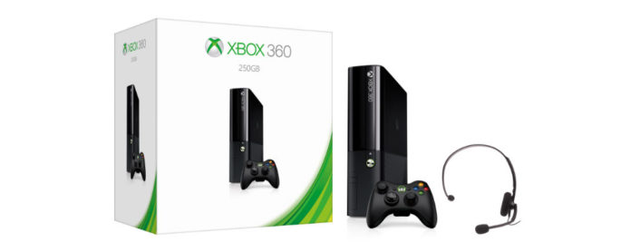 Xbox 360 Modell 2013