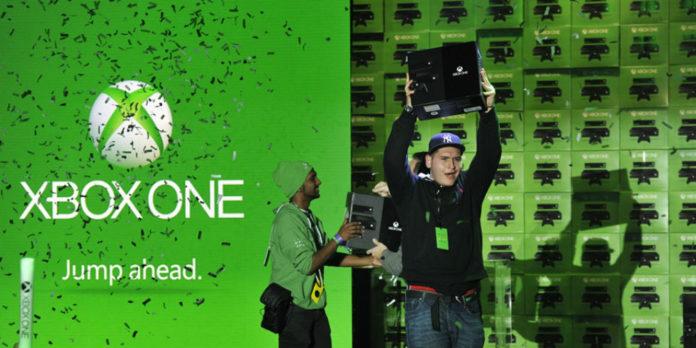 Xbox One Verkauf