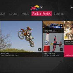 Red Bull TV auf Xbox 360