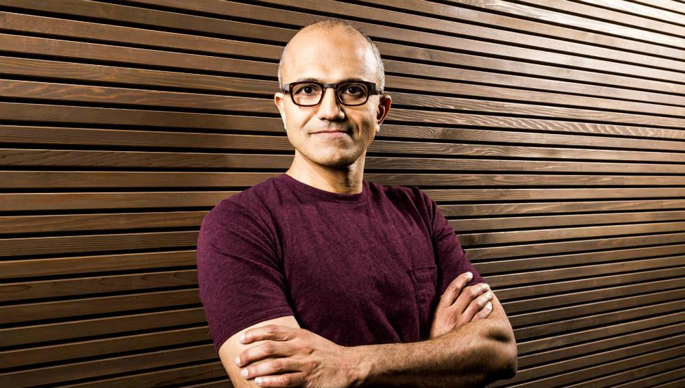 Satya Nadella - Microsoft CEO