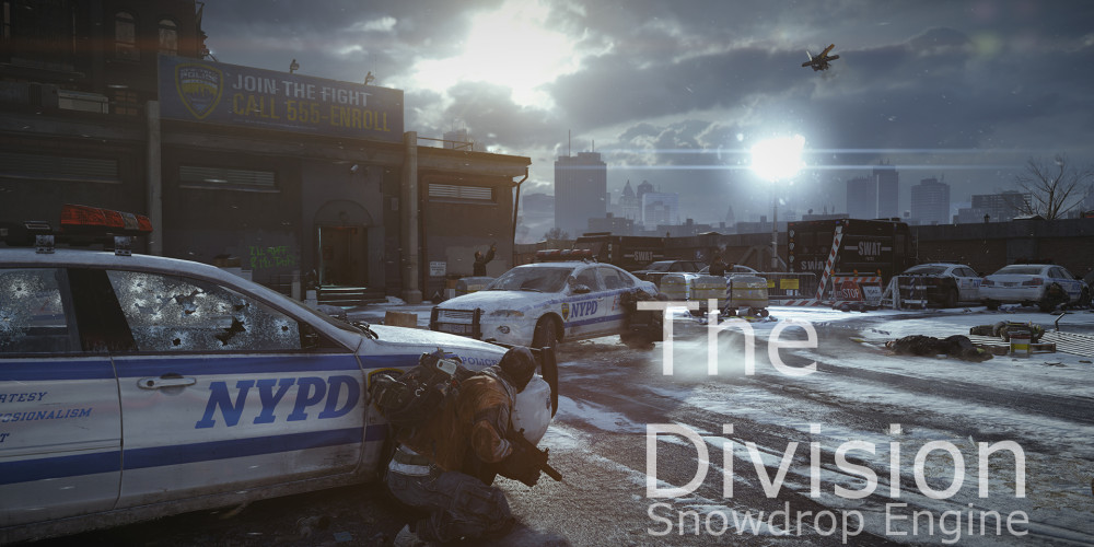 The Division - Snowdrop Engine