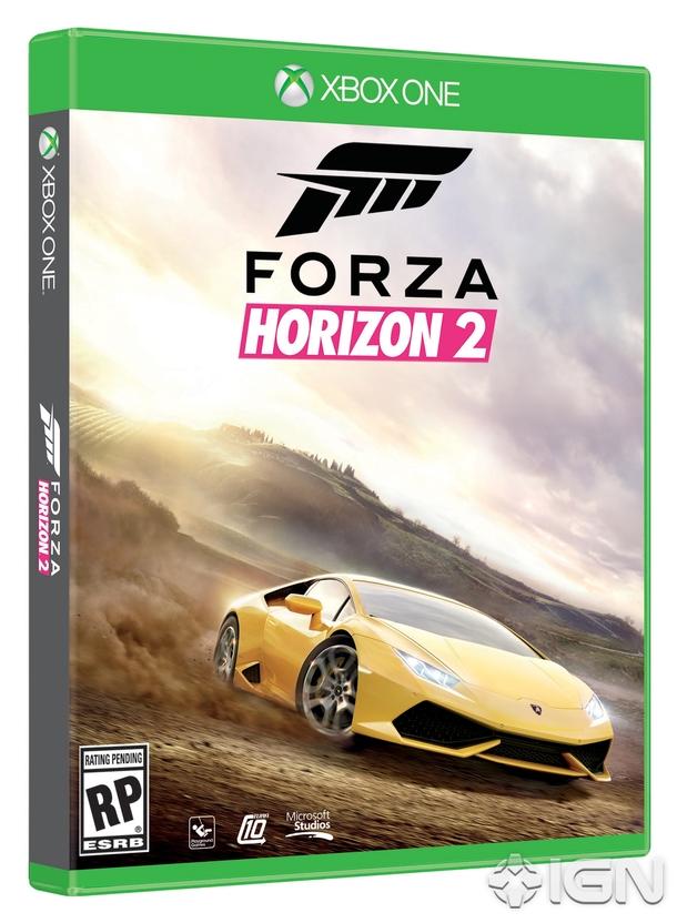 Forza Horizon 2 für Xbox One und Xbox 360 angekündigt
