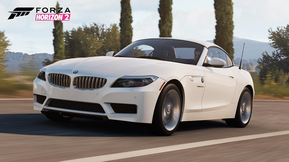 Forza Horizon 2- BMW Z4