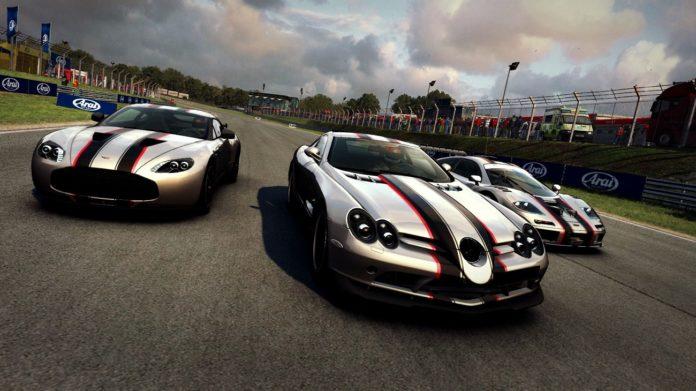 GRID Autosport - Best of British