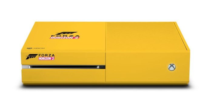 Xbox One im Forza Horizon 2 Design