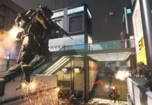 Call of Duty: Advanced Warfare Multiplayer Maps