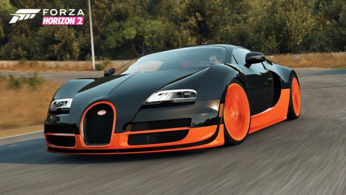 Forza Horizon 2 - Bugatti Veyron