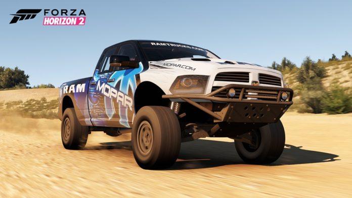 Forza Horizon 2 - Ram Runner