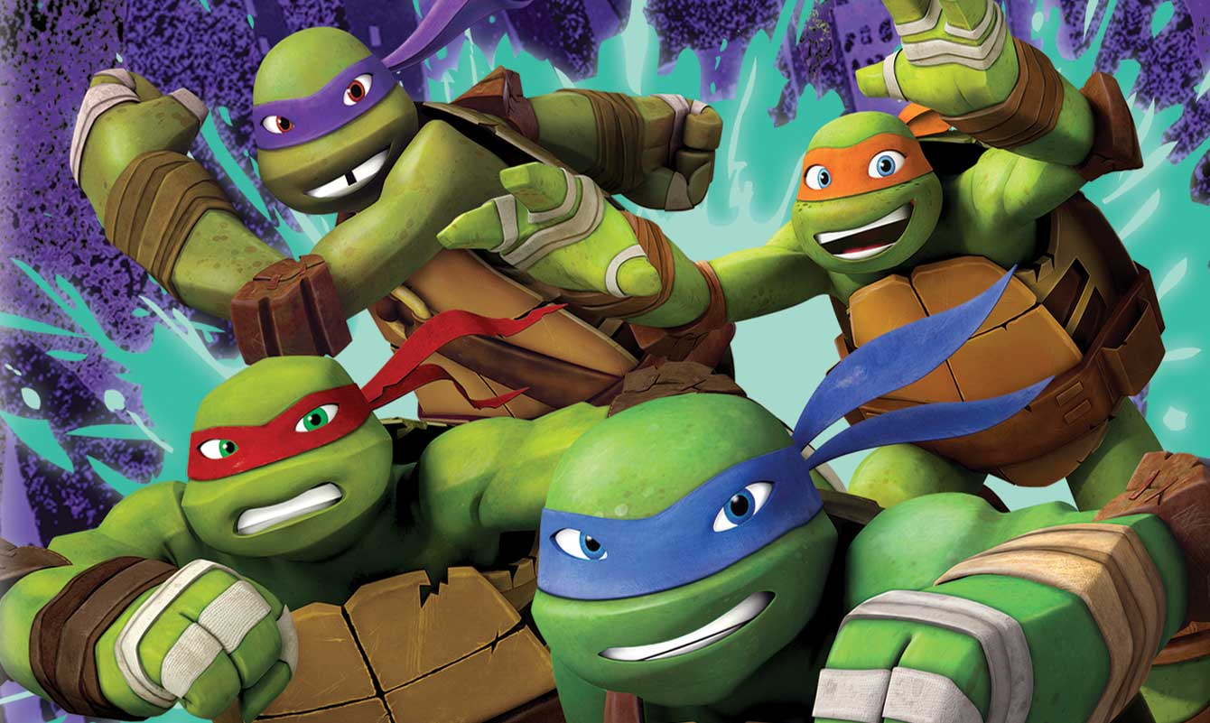 spiele ninja turtles