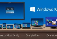 Windows 10 - Xbox One Dashboard