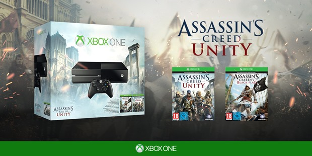 Xbox One Assassins Creed Bundle