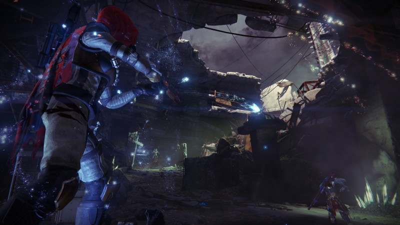 Destiny: Erweiterung I: Dunkelheit Lauert