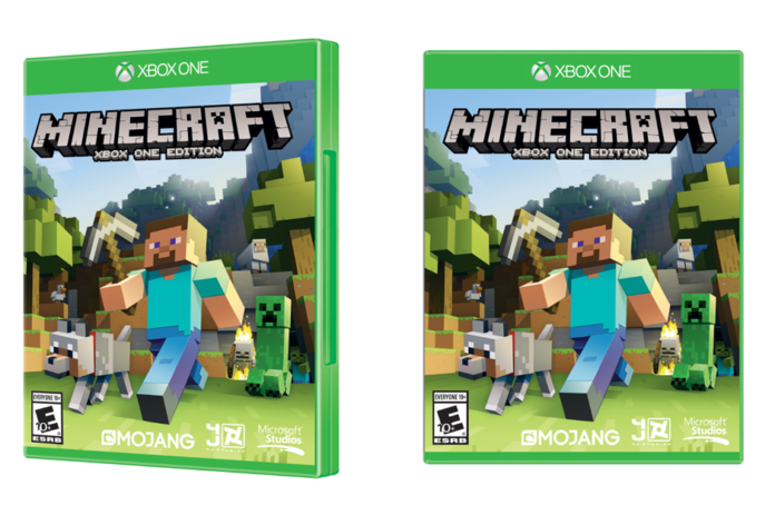 Minecraft: Xbox One Edition - Disc