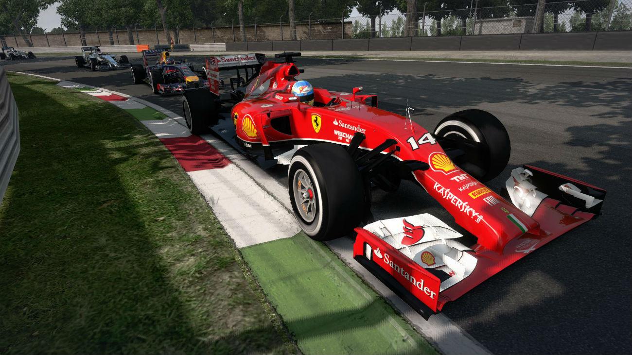Formel 1 2014