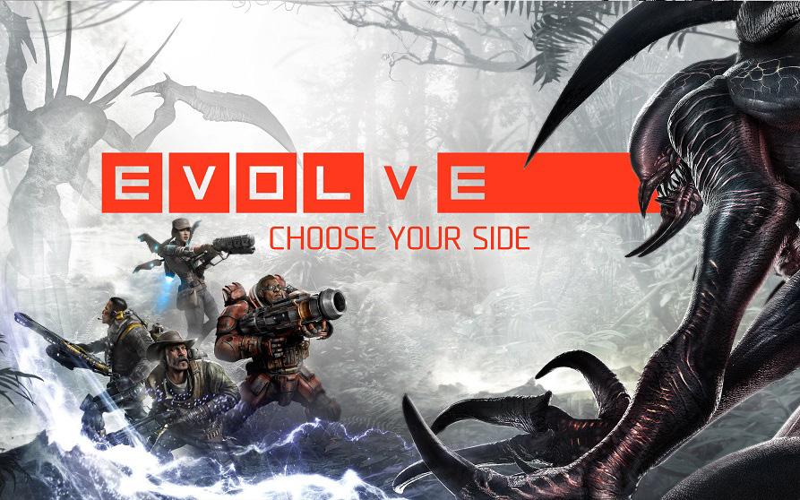 Evolve Open Beta