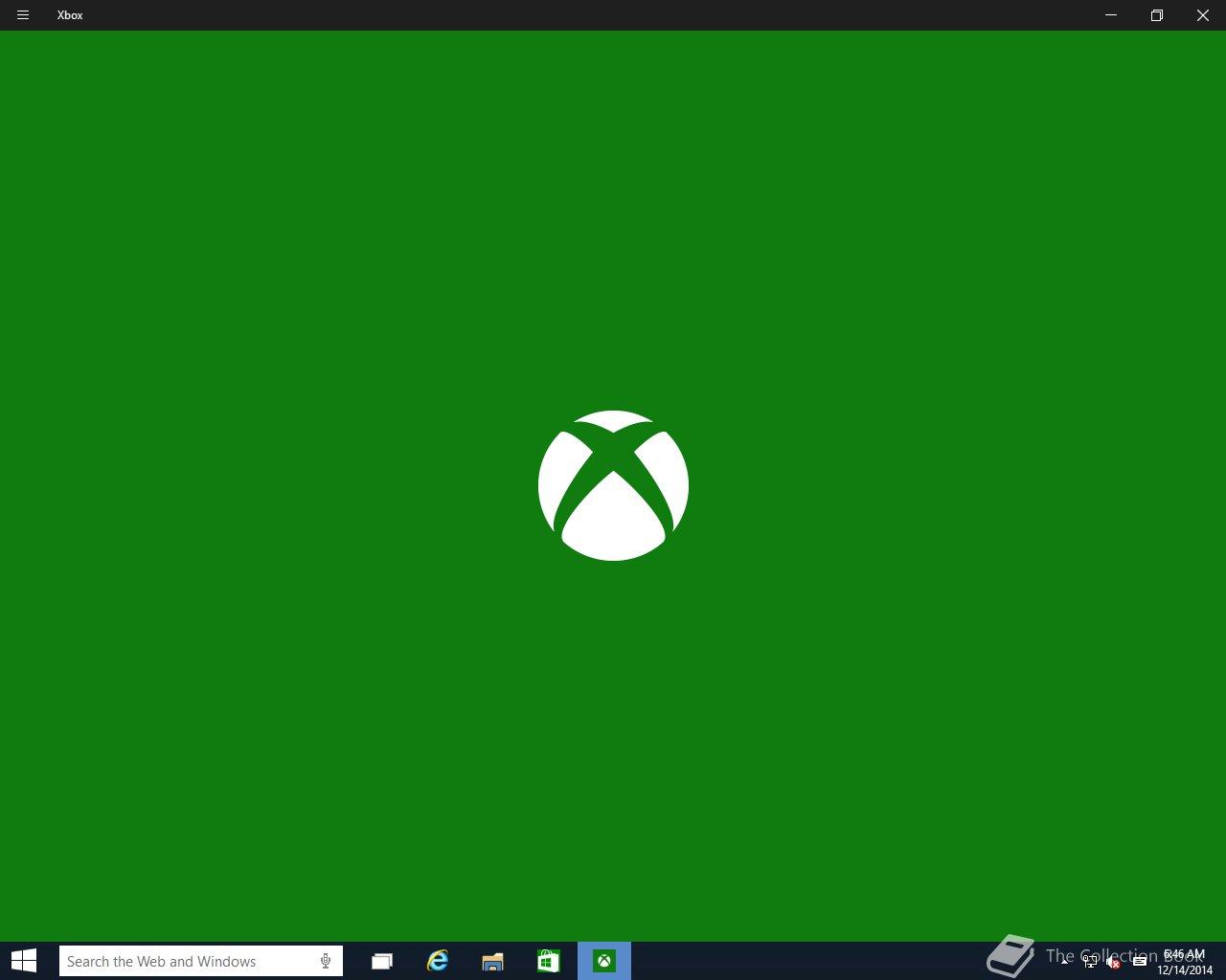 Xbox SmartGlass App - Windows 10
