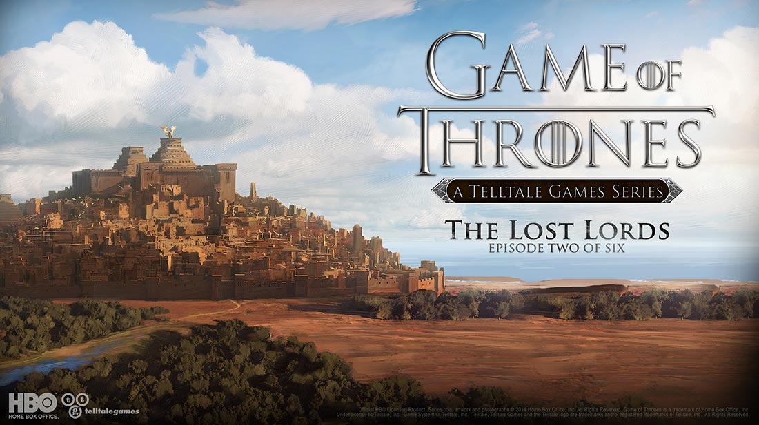 Game of Thrones – A Telltale Series Episode 2