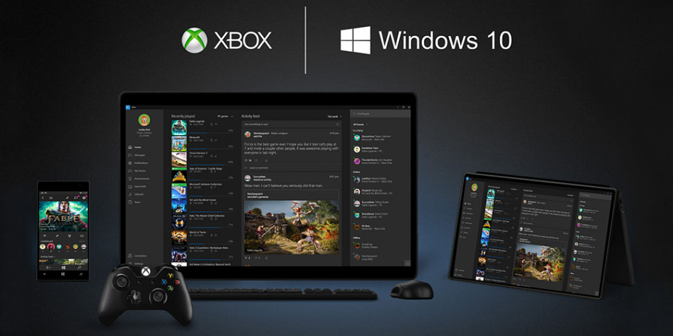 Xbox & Windows 10