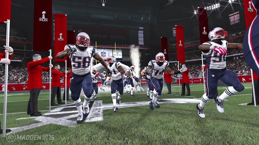 Madden NFL 15 - Super Bowl 2015