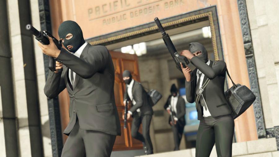 Grand Theft Auto Online: Heists