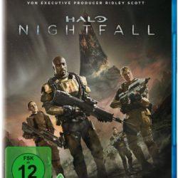 Halo: Nightfall - Blu-Ray, DVD