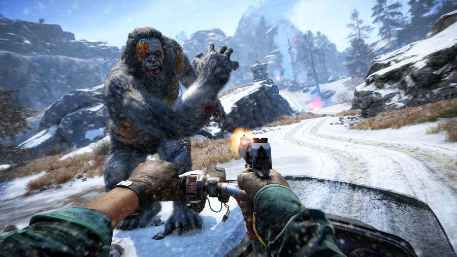 Far Cry 4: Das Tal der Yetis