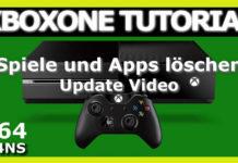 Xbox One Tutorial #64 – Spiele und Apps löschen