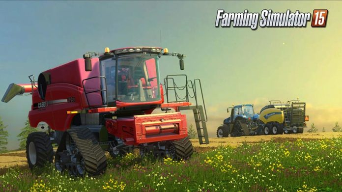 Landwirtschafts Simulator 2015 Entwickler Kündigt Lenkrad Für Den