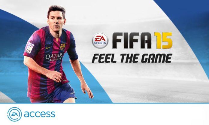 EA Access FIFA 15