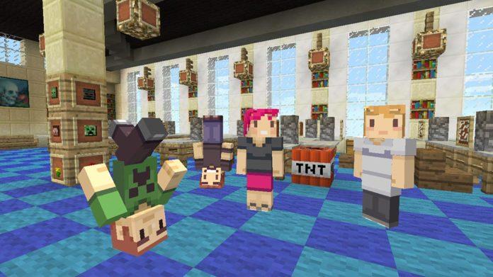 Minecraft Xbox Edition Feiert Dritten Geburtstag Kostenlose - Minecraft tnt spielen