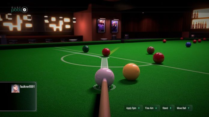 Pure Pool - Snooker DLC