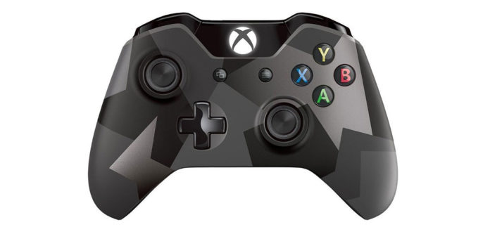 Xbox One Covert Forces Controller