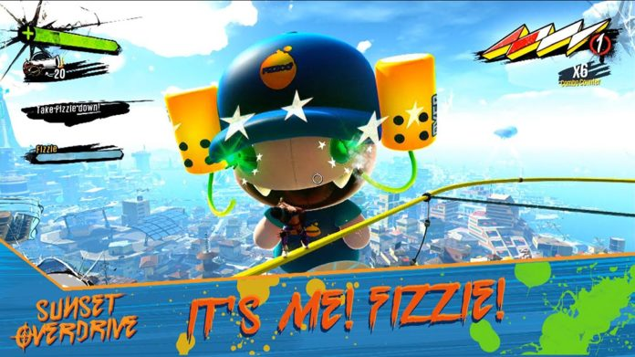 Sunset Overdrive: Fizzie