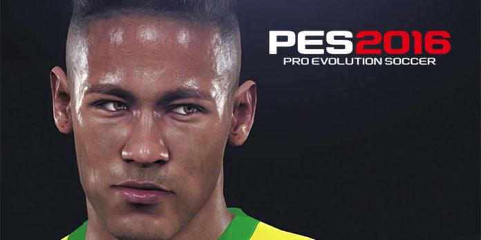 PES 2016: Neymar Jr.
