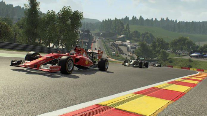F1 2015 - Spa