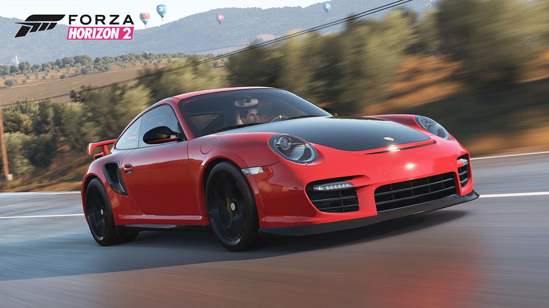 2012 Porsche 911 GT2 RS - Forza Horizon 2