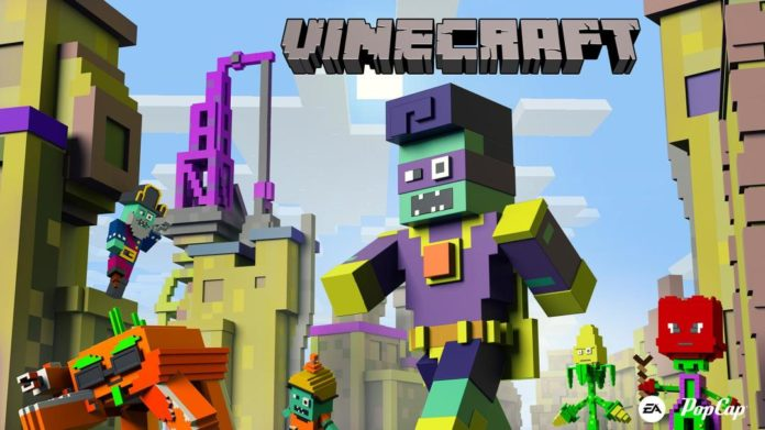 Plants Vs Zombies Garden Warfare SpieleCharaktere In Anderen - Minecraft spiele mit zombies