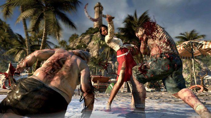 Dead Island Definitive Collection Zombie Spiel Offiziell Für Xbox