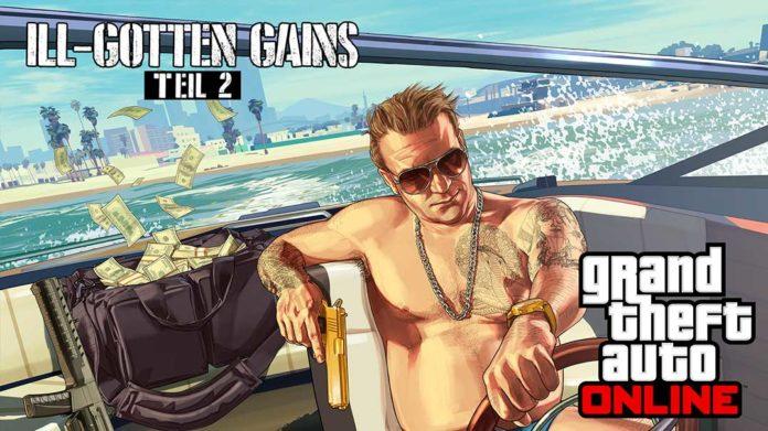 ILL-GOTTEN GAINS-Update Teil 2 für GTA Online