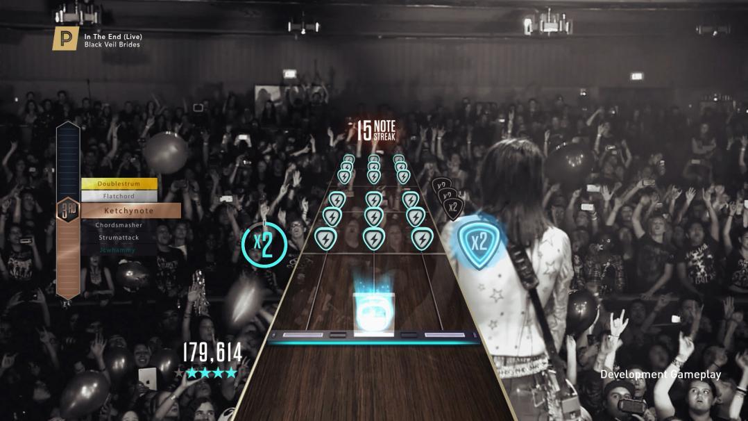 Guitar Hero Live Premium Shows