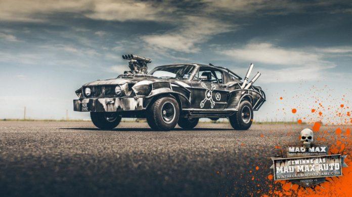 Mad Max - 67er Mustang Fastback V8 - Magnum Opus.