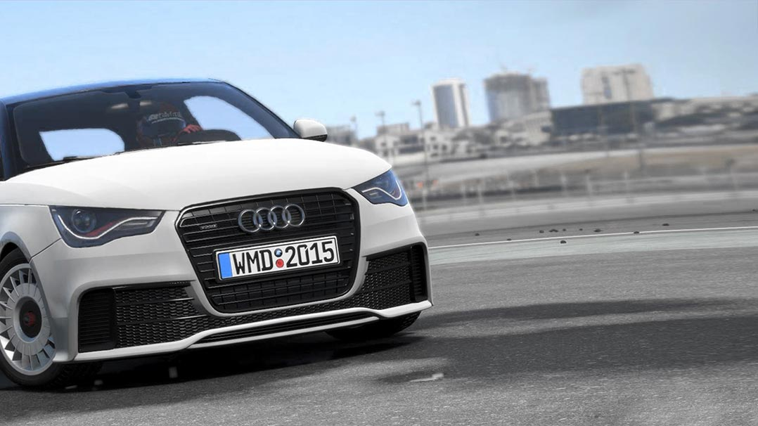 Project CARS - Audi A1