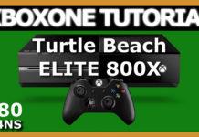 Turtle Beach Elite 800X - Xbox One Tutorial