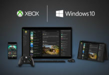 Xbox One, Windows 10