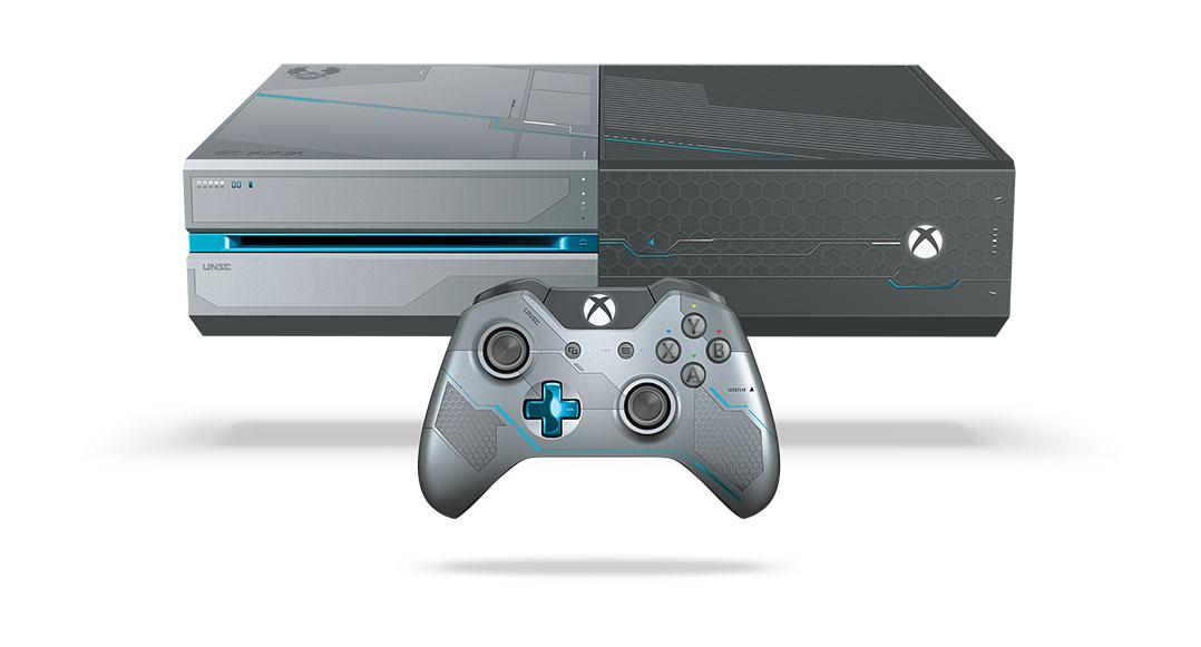 Xbox One Halo 5: Guardians Limited Edition Bundle