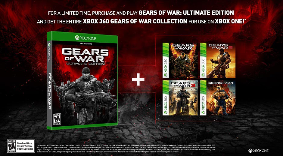 Gears of War: Ultimate Collection
