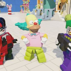 LEGO Dimensions - The Simpsons