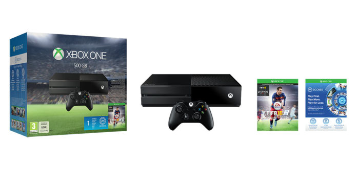 Xbox One FIFA 16 Bundle