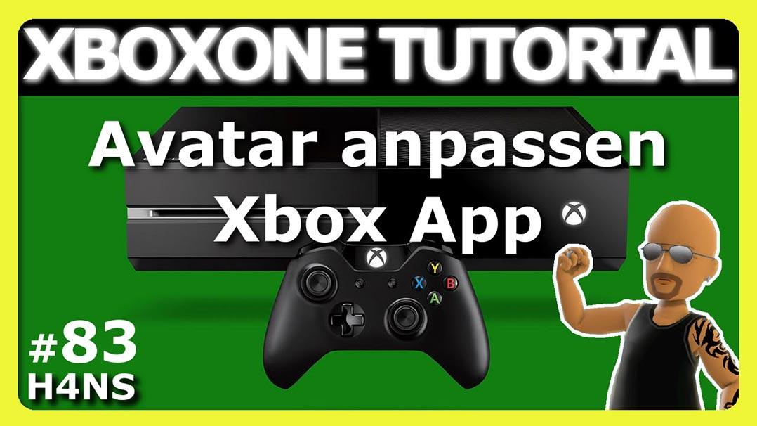 Xbox Avatar unter Windows 10