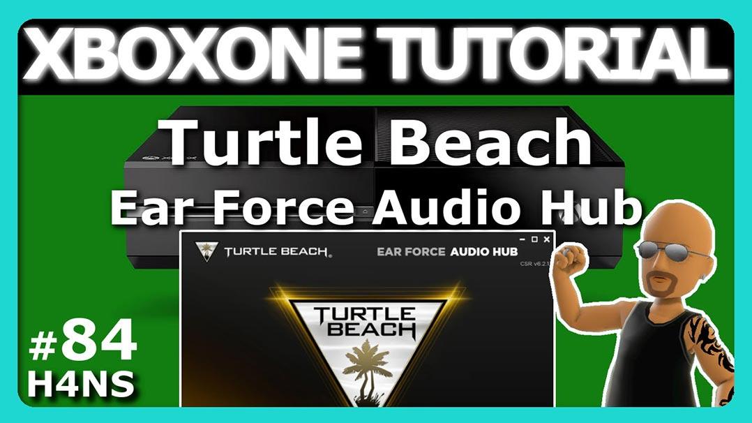 Xbox One Tutorial #84: Turtle Beach Headset